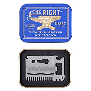 Gentlemen's Hardware GEN267 Credit Card Tool