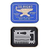 Herramienta para tarjetas de crédito GEN267 de Hardware de caballero