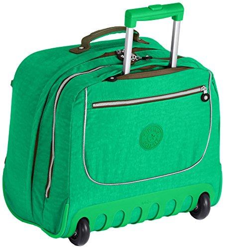 Kipling - Zaino con rotelle - CLAS DALLIN - Mojito Green C (Verde)