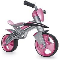 INJUSA Bicicleta Jumper sin pedales para niños a partir de 2 años, casco incluido y