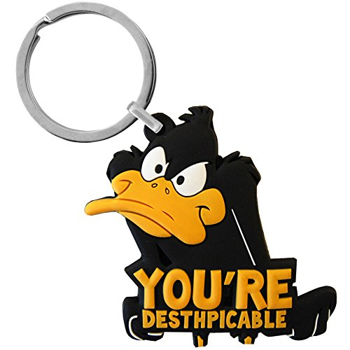 daffy-duck-keyring-despicable-pvc-keyring