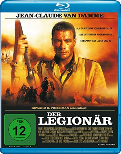 Bild von Der Legionär [Blu-ray]