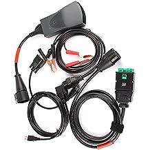 calistouk Compatible vehículos escáner de interfaz de OBD2herramienta de diagnóstico Lexia-3Pp2000lexia3tanto para Citroen y Peugeot