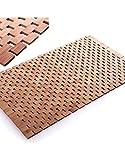 Natürliche Bambus-Teppich(60x47)