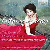 Divan of Moses Ibn Ezra-Music for Soprano+Guitar