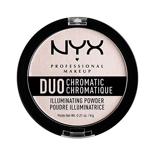 Nyx Professional Makeup Polvos Iluminadores Duo Chromatic