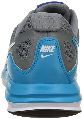 Nike Dual Fusion X, chaussures de sport homme Blue Lagoon/White-Cool Grey-Game Royal