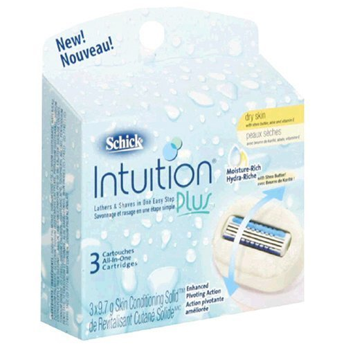schick-intuition-plus-advanced-moisture-shea-butter-3-cartridges-by-schick