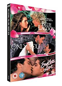 Endless Love/Blue Lagoon/Only You [DVD]