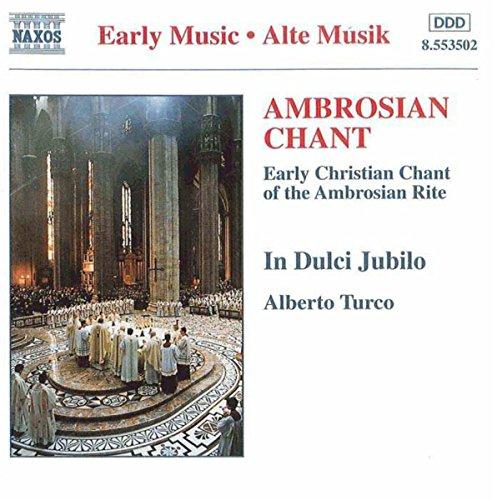 Chant catholique ancien du rituel ambrosien