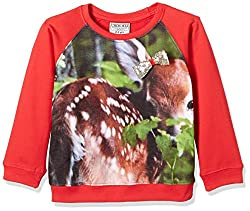 Cherokee Girls Sweatshirt (268550572_RED_02Y_FS)