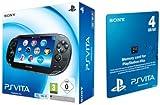 Sony PlayStation Vita (3G+WiFi) inkl. 4 GB Speicherkarte