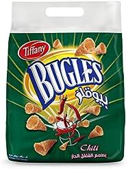 Tiffany Bugles Chili- 13gm(Pack of 22)