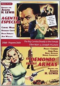Agente Especial (The Big Combo) (1955) / El Demonio De Las Armas (Gun Crazy) (1950) (2Dvds) (Import)