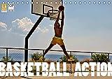 Basketball Action (Tischkalender 2020 DIN A5 quer): Basketball, das Tempospiel zwischen den Körben begeistert Millionen Menschen weltweit. (Monatskalender, 14 Seiten ) (CALVENDO Sport)