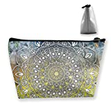 Mystic Asian Mandala Zen Culture Kosmetiktasche/Tasche/Clutch Travel Case Organizer...