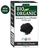 Indus Valley 100 Percent Natural Activated Charcoal Powder, 100g