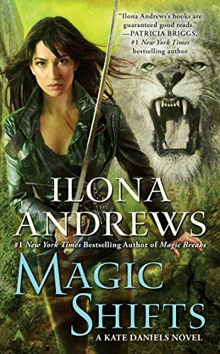 Magic Shifts (Kate Daniels Mysteries)