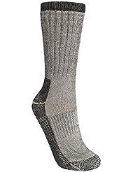Trespass - Calcetines para botas de montaña lana merino Modelo Stroller hombre caballero (1 par)