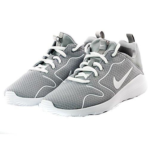 Nike Youths Kaishi 2.0 Running Shoes Mesh Trainers Grey