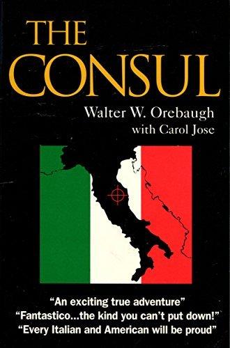 The Consul by Walter W. Orebaugh (1994-06-02)
