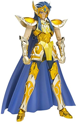 Bandai Tamashii Nationen Saint Cloth Myth EX Aquarius Camus Filmposter Saint Seiya Action Figur (Cloth Ex Bandai Myth)
