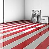 HDM Glamour Life Hochglanz Laminat - Color Elesgo Rot - NKL 32-1294 x 185 x 8 mm - Superglanz - Elesgo on TOP