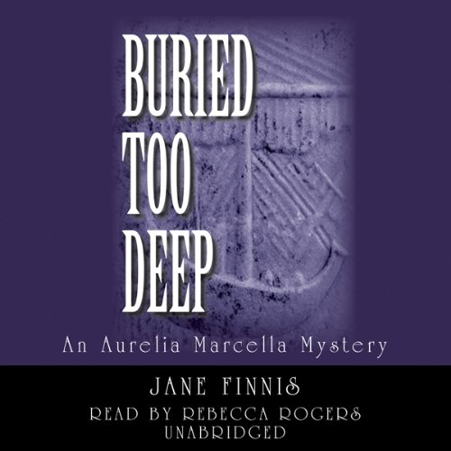 Buried Too Deep  Audiolibri