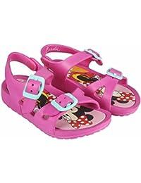 c8d39790e ... Zapatos para niña   Sandalias y chanclas   La tienda Odalys. Sandalias  de Minnie Mouse 26 27