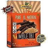 Best Organic Skin - Mulethi Powder For Skin Whitening 200 Grams,Licorice Powder Review