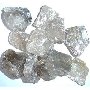 Gemno® Rauchquarz Wassersteine ca. 100g