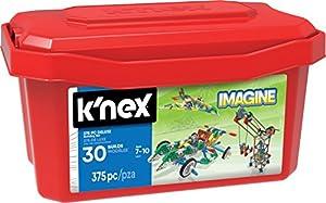 K'NEX 33870 - Building Set - 375 Pc Deluxe - 375 Pieces - 7+ - Bau- und Konstruktionsspielzeug
