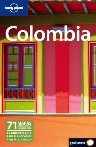 Colombia 1 (Guias Viaje -Lonely Planet)