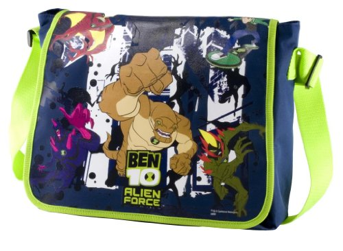 Image of Ben 10 Alien Force Messenger Bag