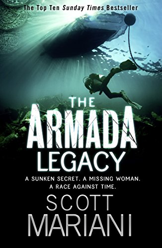 The Armada Legacy (Ben Hope, Book 8) (English Edition) por Scott Mariani