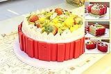 Abogale Bake Snake silicone cake Mold DIY muffin torta modellazione stampo strumenti (4pezzi)