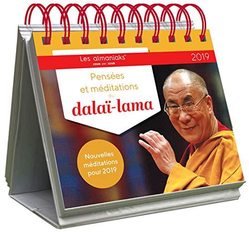 Almaniak Pensées et Méditations du dalaï-lama 2019
