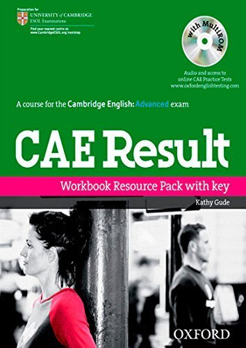 CAE Result, New Edition: Workbook Resource Pack with Key Pap/Cdr edition by Davies, Paul A., Falla, Tim, Gude, Kathy, Stephens, Mary (2008) Paperback