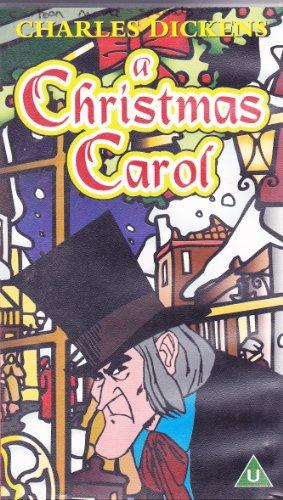 Preisvergleich Produktbild Animated Classics - Christmas Carol [VHS]
