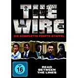 The Wire - Die komplette fünfte Staffel