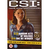 CSI Crime Scene Investigation - Official DVD Collection - Random Acts Of Violence & One Hit Wonder