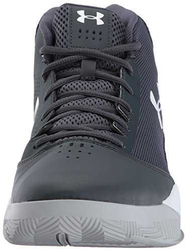 Jet Under Grau STEALTH 2017 Ua Basketballschuhe Gray Armour Herren wxR4F