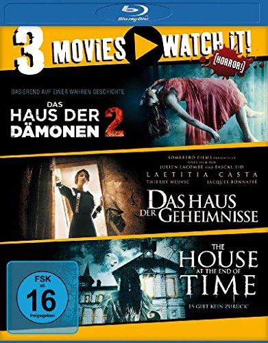 Das Haus der Dämonen 2/ The House at the End of Time/Das Haus der Geheimnisse [Edizione: Germania]