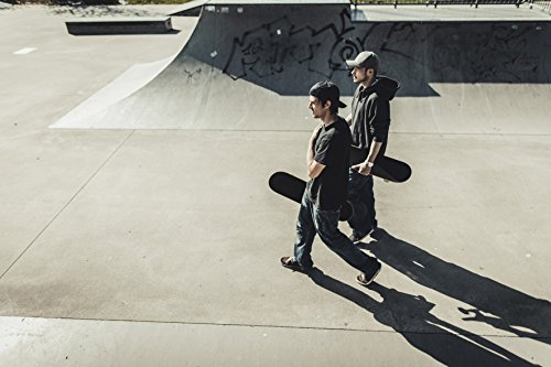 Zoom IMG-2 hudora skateboard torrance abec 5