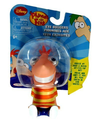 Phineas Soft Toy With Sound by Phineas and Ferb