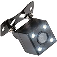 Dyna Vision Auto de vista posterior de soporte Cámara, HD 170grados de amplio de Auto de marcha atrás, CCD universal de visión nocturna impermeable de vehículo de Rearview de estacionas de cámara