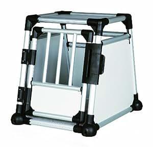 Trixie 39340 Transportbox, Aluminium, 48 x 57 x 64 cm