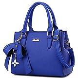 MINICE Damen Handtasche Heiße Elegante Tasche-Leder Schultertasche Handtaschen Umhängetasche Mit