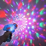 ALIKEEY Kinder Lernspielzeug, Spaß Elektrische Raum Schneeflocke Sound Licht Musik rotierenden Projektion Kinder Spielzeug FÜR MÄDCHEN Jungen FÜR MÄDCHEN Jungen
