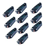 #7: Generic Compatible Toner Cartridge Replacement for HP CE278A Black 2-Pack 10 x Black
